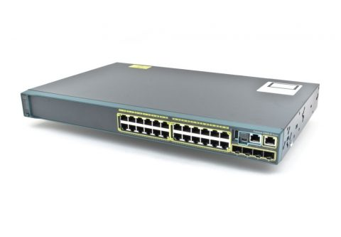 Cisco Catalyst 2960S-24TS-L Switch