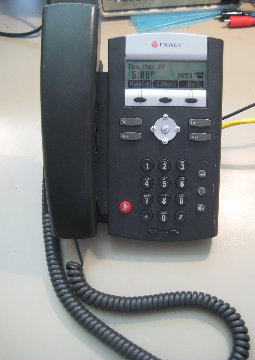 Polycom Soundpoint IP330 sip 330
