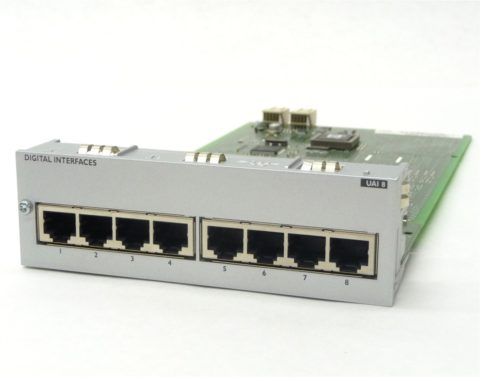 ALCATEL-LUCENT OmniPCX UAI-8 DIGITAL INTERFACES CARD 3EH73005AC