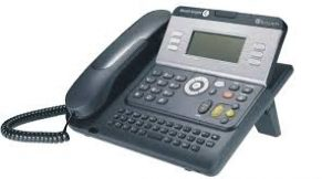 KPN Alcatel 4028 ip touch toestel