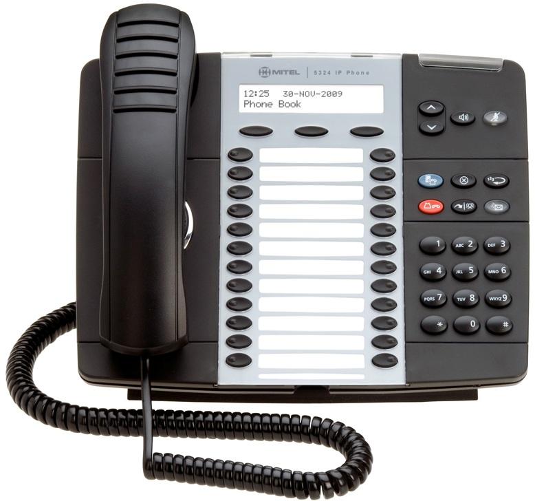 Mitel Aastra 5324 IP Phone 50005664