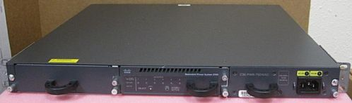 Cisco Redundant Power System RPS 2300 cisco c3k-pwr-750wac