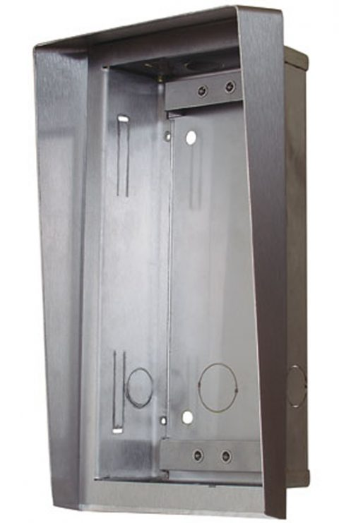 2N® Helios roof and box for masonry fitting 1 module 9135361E
