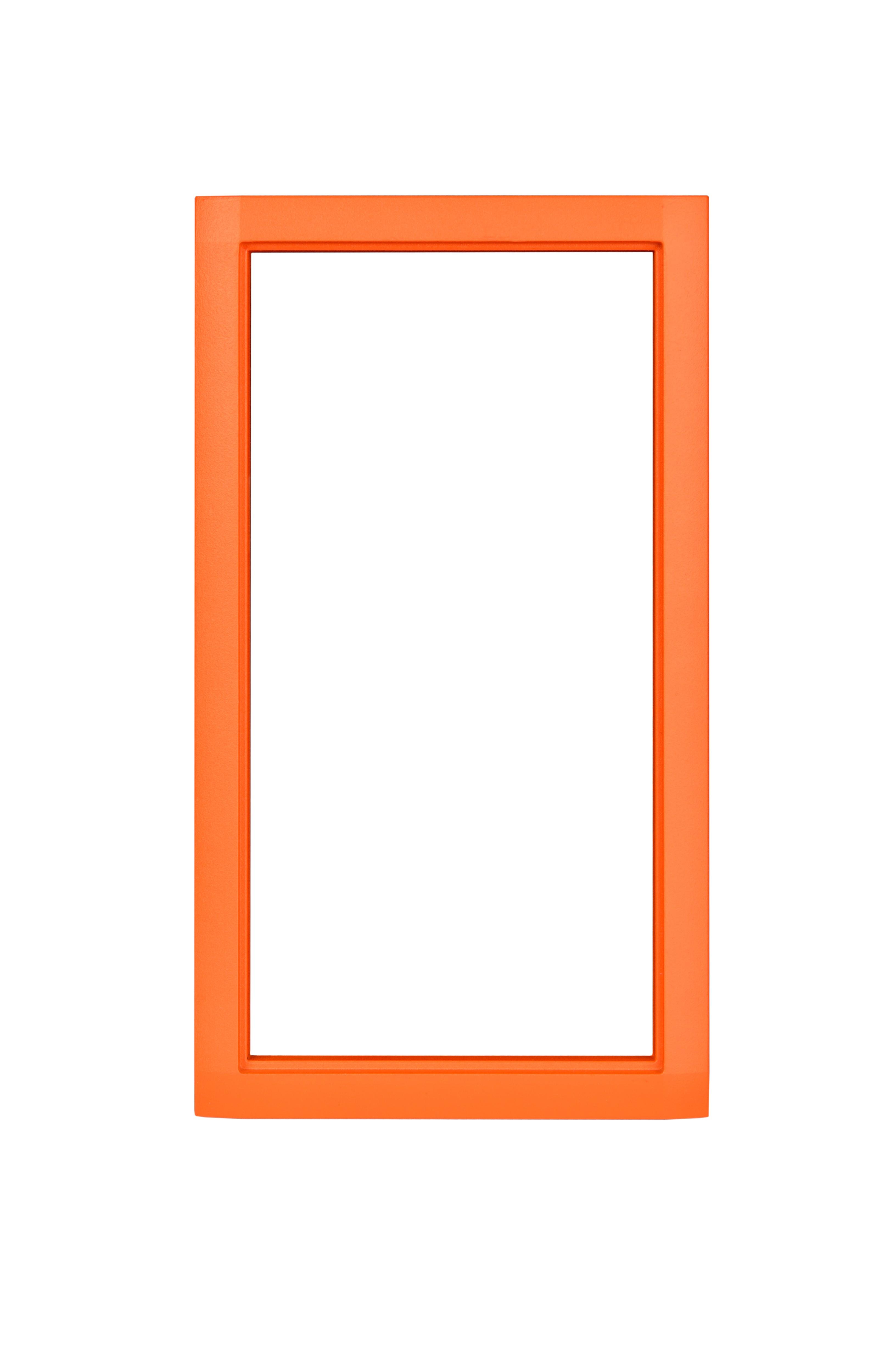 2N Helios IP Safety metal frame (Orange color) - 9152000