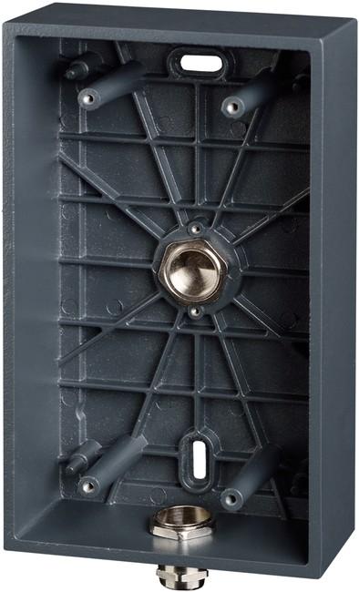 2N Helios IP Uni Aluminium Surface Mount Box 9153003