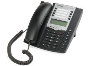 Aastra 6730i VoIP Telefoon voor 6 lijnen + power adapter