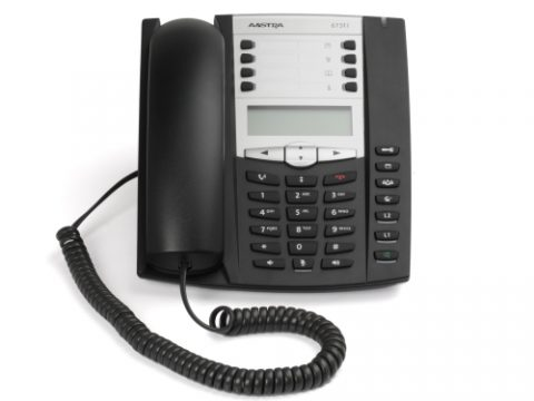 Aastra 6731i sip phone