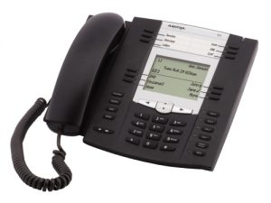 Aastra 6755i VoiP telefoon voor 9 lijnen refurbished