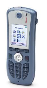Ascom d62 messenger DECT handset New
