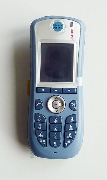 Ascom d62 messenger DECT handset Bluetooth nieuw