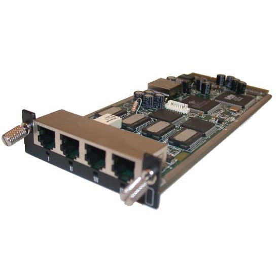 AudioCodes Mediant 1000 M1K-VM-4FXS