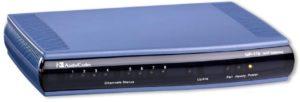 Audiocodes MP 118 FXO VoIP Gateway