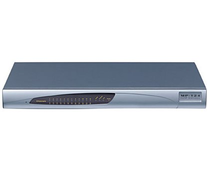 Audiocodes MediaPack MP-124 FXS Analog VoIP Gateway