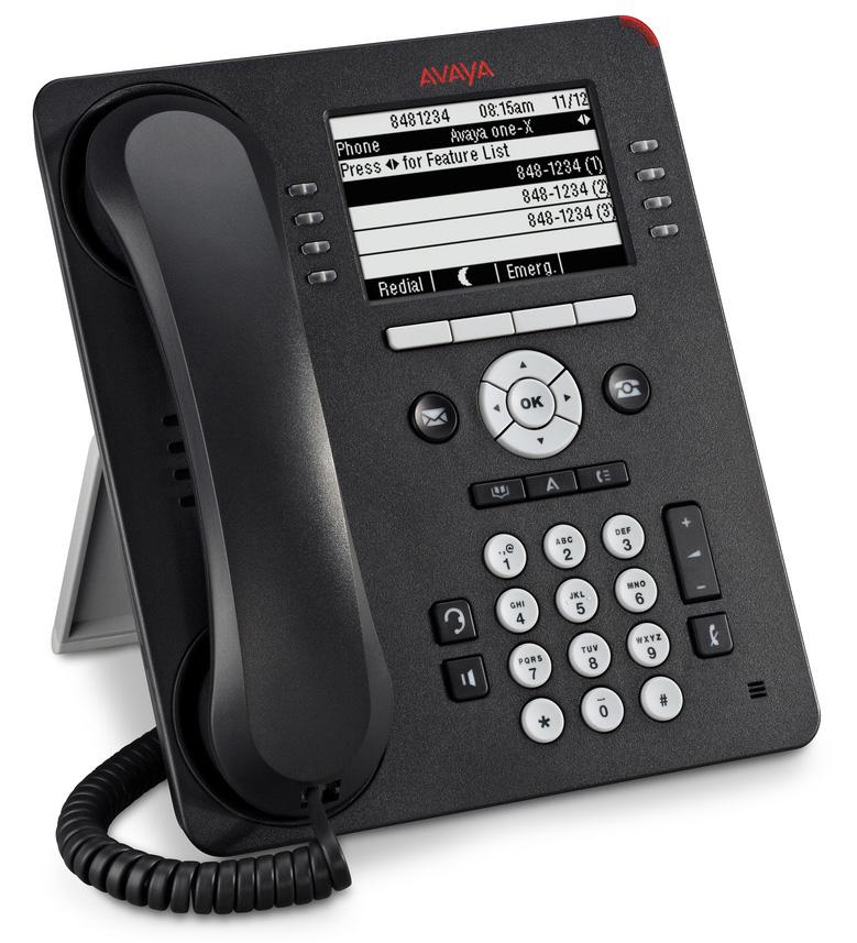 Avaya 9608G IP Deskphone VoIP phone 700505424