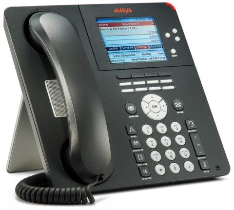 Avaya One-X 9640 IP phone 700383920