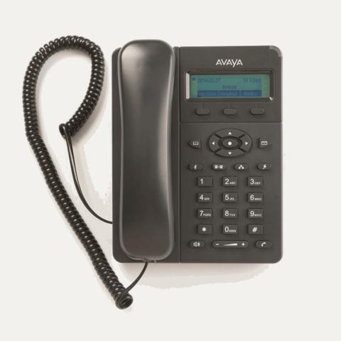 Avaya E129 SIP VoIP