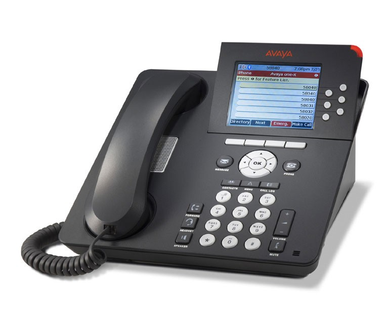 Avaya One-X 9640G IP phone 700419195