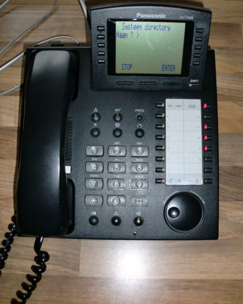 Panasonic KX T7536 KX-T7536
