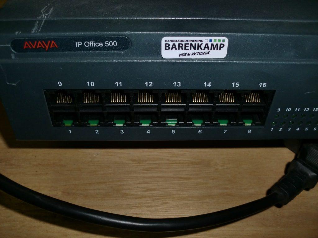 Avaya gateway IPO 500 Digital Station 16 ports