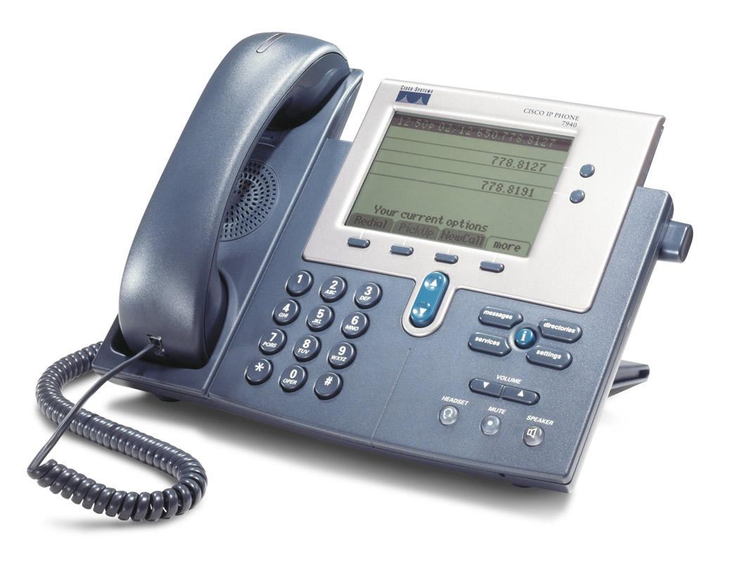 Cisco ip telefoon 7940G
