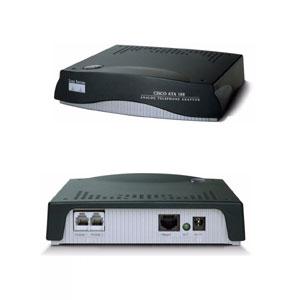 Cisco ATA 186 Analog Telephone Adaptor ata 186-I2-A