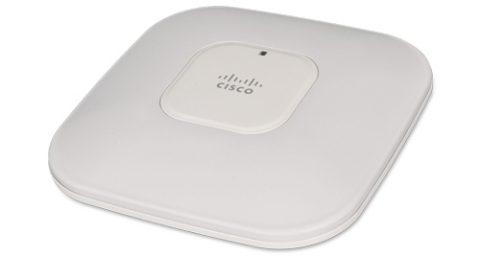 cisco AIR-LAP1142N-E-K9 inclusief psu