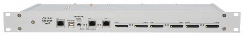 GSM Gateway AS551/4 Master VOIP AS 551/4