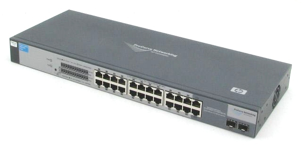 HP ProCurve Switch 1800-24G (J9028A)