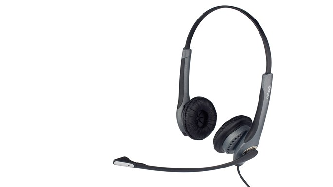 Jabra GN2000 Flexboom Headset Duo
