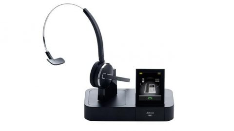 Jabra PRO 9470 draadloze headset refurbished