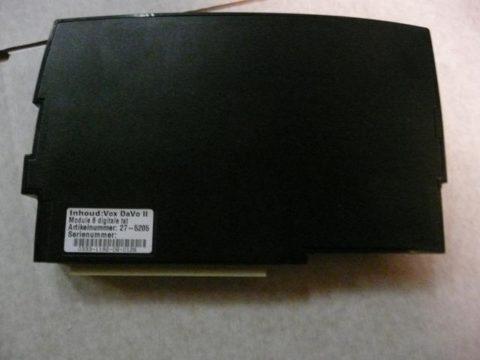 KPN Vox Davo II EXT 8D 8 digitale toestellen
