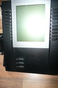 Forum 500 Keypad Display FP 535