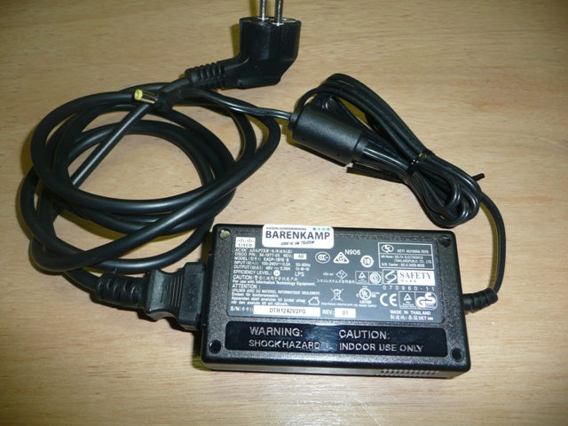 Cisco 7900 serie Power Supply Power Adapter 34-1977-05