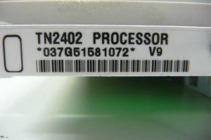 Avaya Definity TN2402 V9 108516683 Processor
