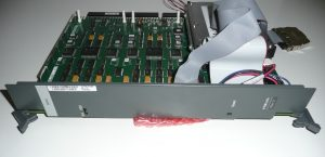 Nortel option 11 NT6R16AA 4 Port Mail Card
