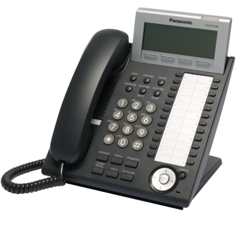 Panasonic Kx Nt346 Ip Phone Refurbished Used4telecom