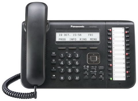 Panasonic KX DT543 digitaal systeemtoestel