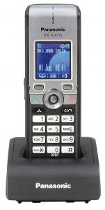 Panasonic KX-TCA175 dect handset