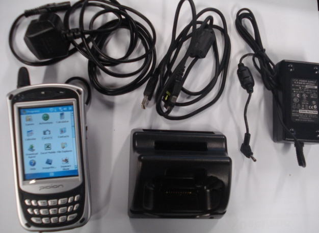 Pidion Bluebird BIP 5000 GSM PDA Barcode Scanner