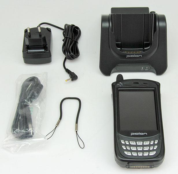 Bluebird Pidion BIP-5000-BM11 handheld pda barcode Scanner
