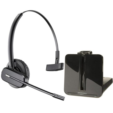 Plantronics CS540 Draadloze headset new