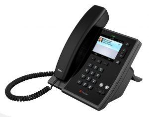 Polycom CX500 IP telefoon voor Microsoft Lync