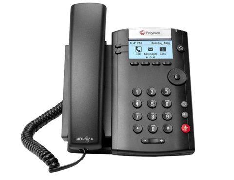 Polycom IP telefoon VVX 201