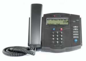 Polycom SoundPoint IP 301 phone