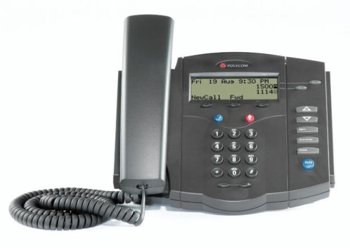 Polycom SoundPoint IP 301 phone