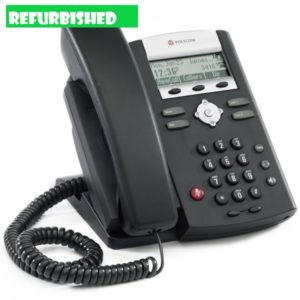 Polycom SoundPoint IP 331 VoiP phone