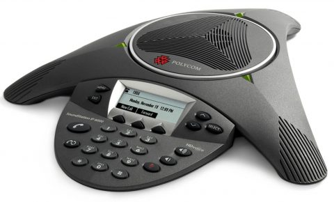 Polycom SoundStation IP 6000 vergadertelefoon PoE new