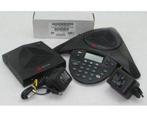 Polycom Soundstation 2W EX draadloze vergadertelefoon refurbished