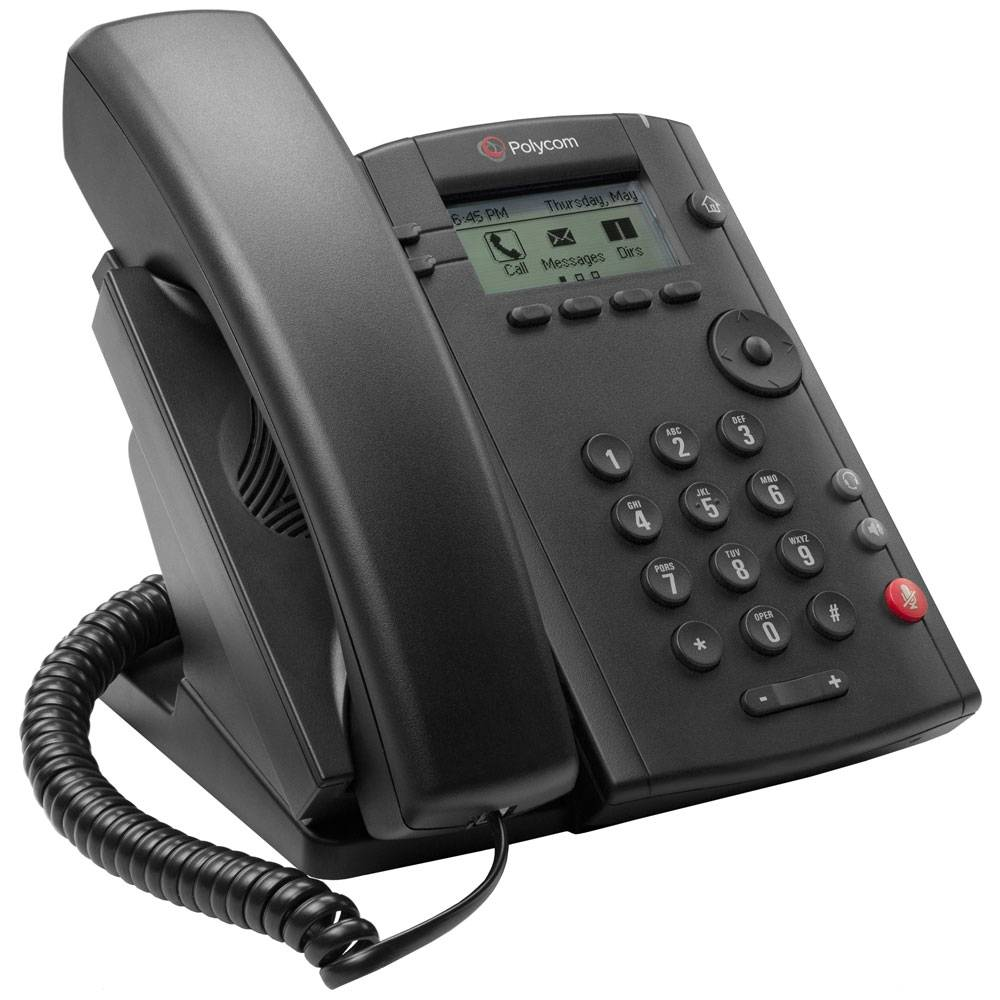 Polycom VVX 101 Business Media Phone