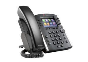 Polycom VVX 411IP Telefoon refurbished